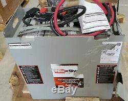 New Enersys 24v volt Forklift Battery 372 ah Non-Spillable Manufactured 12/2019