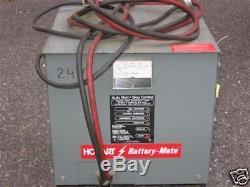 Pallet Jack / Forklift Battery Charger