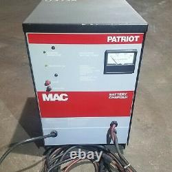 Patriot PAC1250 24 VDC, 50A Output Industrial Battery Charger 120VAC Input