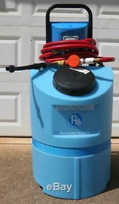 Philadelphia Scientific Fork Lift 20 Gallon Portable Battery Watering Cart