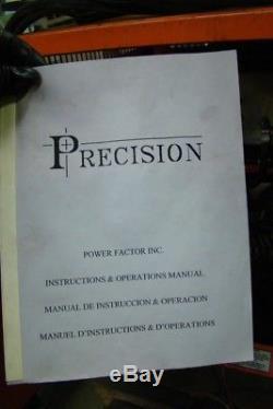 Precision 36v DC Forklift Charger Premium 208/240/480v 36V, 3PF18B-759-0EMEP