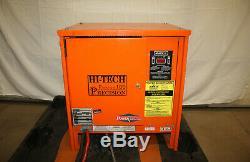 Precision Forklift Battery Charger MARK II, 48V, 750 AH, 3 PH 208/240/480VAC
