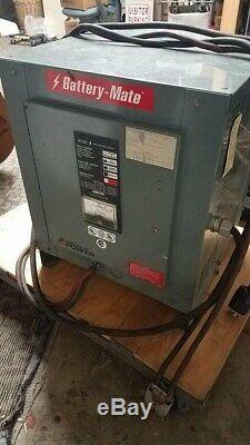 Prestolite Power Battery-Mate AC500 Forklift Battery Charger JVH