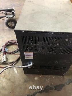 Quarter Horse Commercial Forklift 36V Battery Charger, 240/480/575 Volts, 3 PH