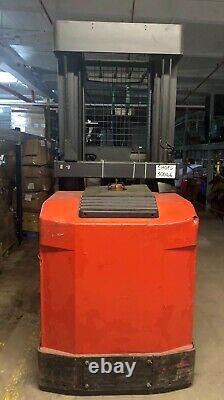 RAYMOND OPR-OPC30TT (2002 YEAR) ORDER PICKER FORKLIFT With24V Battery and Charger