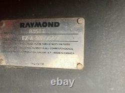 Raymond EASI R35TT Electric ForkLift Reach Truck 3500lb withBattery Charger