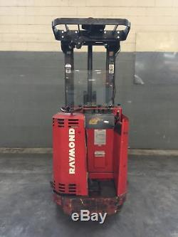 Raymond Electric Forklift 20i-S30TT With Work Horse Battery Charger