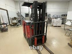 Raymond R35 410-C35TT 3500lbs Forklift With New Battery And Charger 36V