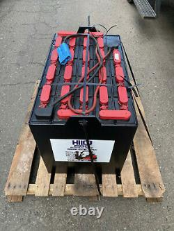 Reconditioned 24-85-9,48 volt, 340AH Forklift Battery