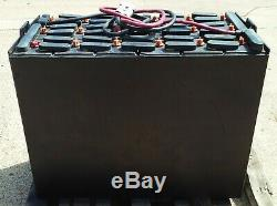 Reconditioned C&D 18-125-17 36V 1000AH Forklift UPS Solar Industrial Battery
