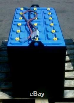 Reconditioned Forklift Battery 18-85-17 36 Volt 680AH