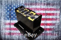 Refurbished 18-85-21 36V Industrial Steel Case Forklift Battery