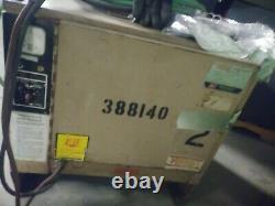 Regulated 36v Forklift Battery Charger In 208/240/480V 3 Phase Out 36V 125A