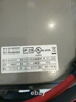 SPE High Frequency 24 volt Forklift Battery Charger 240 Volt single phase