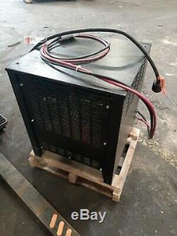 Saft Power 24V Electric Forklift Battery Charger 475AH 208/240/480 1ph