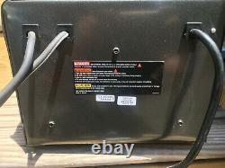 Schumacher INC-3625A 25 Amp 36V battery Charger lead acid forklift golf cart