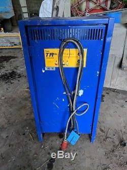 Tr Equalizer Forklift Battery Charger 48 Volt 80 Amp