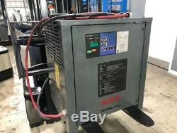 USED Three Phase 36 VOLT Battery Charger 1050 AMP HOUR 600 Volts Input