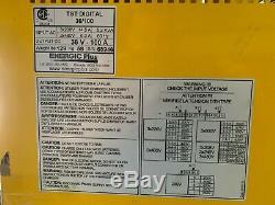 Used 36 Volt 100 Amp 208/480 3 Phase Forklift Charger