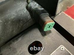 Used V-Force Lithium Ion Forklift Battery 24v / 100Ah (V-LI1011) with charger