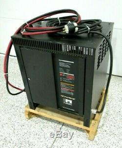 Used V-force Smc16c-18093yg-00 Fork Lift Battery Charger 36v 390600-136-01