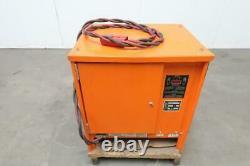 VPII EMP12-60033 Forklift Battery Charger 24 Volt 600 Amp Hr 3 Ph T131129