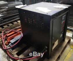 V-Force Forklift Battery Charger SMC36C-18134YG-00