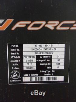 V Force SMC36C-12163YG-00 24VForklift Battery Charger (FOR2083)