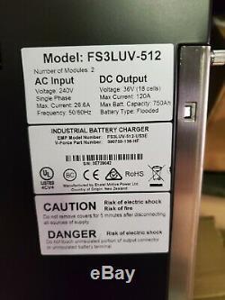 V-Force V-HFE Series Forklift Battery