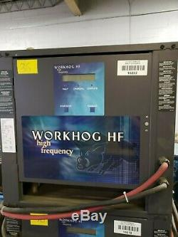 WORKHORSE HF Forklift CHARGER WH3-18-1200 3-Phase 1200 AH
