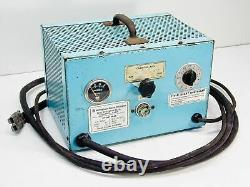 Westinghouse 2421B87G01 36V DC Charger 15A Bad Rectifier As Is / For Parts