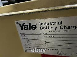 Yale 3ytf18-600 36volt forklift Battery Charger