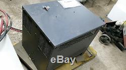 Yausa 24V DC General Battery Charger Forklift PalletJack 208/240/480 3PH 15-7amp