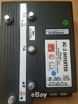 Zapi AC3 48v Forklift Traction Controller