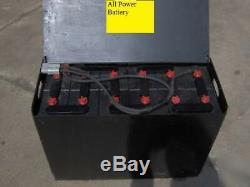 12-85-13 24 Volts Chariot Batterie Reconditionnées Tres Bon Can Navire