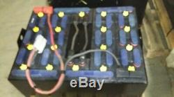 18-85-17 33 Batterie Chariots Élévateurs Servie Et testée Excellente État