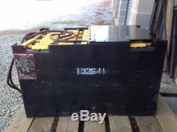 18-85-21 Batterie De Chariot Élévateur Reconditionnée 36 Volt 850ah