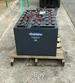 18-85-23 Chariot Élévateur Industriel Camion Batterie 36 Volts