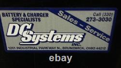 18-85-29,36 Volts, 1190ah Forklift Batterie Testé Excellent Et Entièrement Desservi