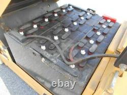 1996 Daewoo Bc30s Chariot Élévateur, Chargeur De Batterie Inclus, Seulement 2200 Heures
