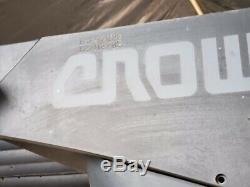 2005 Crown Rd5225-30 Double Reach Truck, Avec Batterie Et Chargeur, 7 868 Heures (bas)