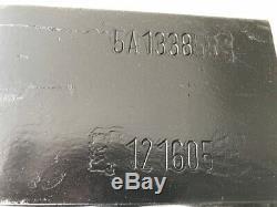 2005 Wowkie Stacker Ws2300 De La Couronne Avec Batterie Et chargeur Industriels De 24 Volts