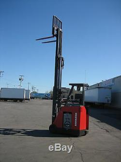 2006 Raymond Chariot Dockstocker / Pacer 3000 # 188 Lift 36v Withbattery & Chargeur