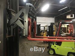 2008 Chariot Élévateur Raymond Read Truck 4500lb 268 Lift Avec Batterie Et chargeur 118tall