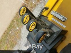2008 Yale Forklift Erp060 80 Volts Recon Batterie + Chargeur, Heures Très Basses