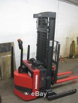 2010 Raymond Rss-40 Walkie Stacker Forklift 2011 Bon Batterie & Chargeur - Save $