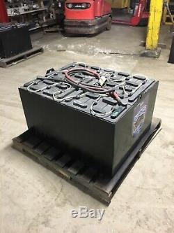 2014 36 Volt Chariot Élévateur Batterie 18-85-27 DIM 38x 31 3/8 X22 5/8 Testé