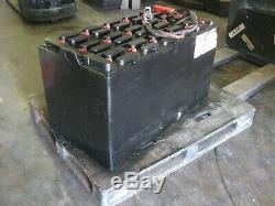 2015 36 Volt Reconditionnés Chariot Élévateur Batterie 18-85-17 680 Amp Heure- 38x20 Était