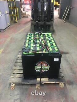 2017 Hawker 36 Volt Forklift Battery 18-85-21 850 Ah Pas De Crédit De Base