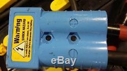 24-125-15 48 Volt Batterie De Chariot Électronique Reconditionné Testé Et Entretenu. Pâte Solaire